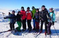 Gemeinde Winter Ausfahrt 2015