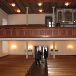 Kirche Meidelstetten innen