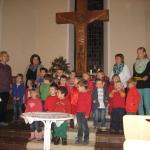 Weihnachtsfeier Kindergarten