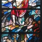 Kirche Bernloch Fenster Auferstehung