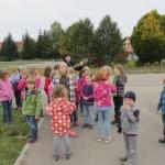 Kindertreff singend unterwegs