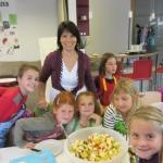 Kindertreff Obstsalat