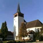 Kirche Bernloch außen